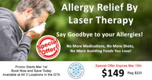 laser allergy therapy